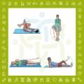 تمرینات ورزشی در درمان التهاب بورس تروکانتریک (التهاب بافت نرم قسمت خارجی ران)