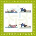 تمرینات ورزشی در درمان کشیدگی عضلات شکمی