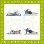 تمرینات ورزشی در درمان کشیدگی عضلات شکمی - دلایل کشیدگی عضلات شکمی