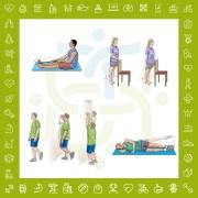 تمرینات ورزشی در کشیدگی عضلات پشت ساق پا - متخصصین طب فیزیکی و توانبخشی