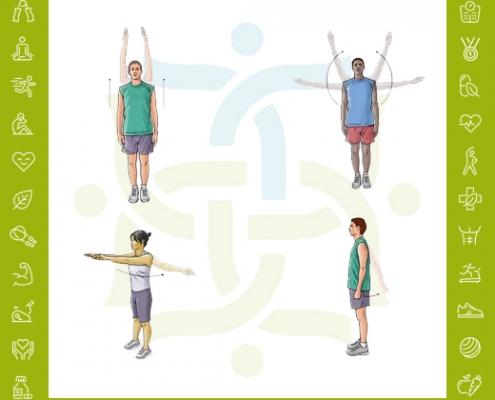 تمرینات ورزشی پس از شکستگی استخوان ترقوه