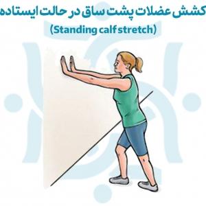 تمرینات توانبخشی بورسیت زانو در اطراف کشکک (Prepatellar)