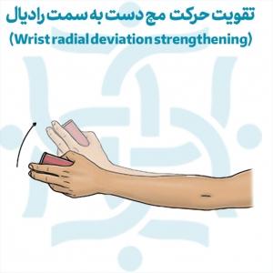 تمرینات ورزشی پس از درمان شکستگی آرنج (سر استخوان رادیال)
