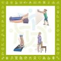 تمرینات ورزشی برای درمان صدمه تاندون عضله پرونئال
