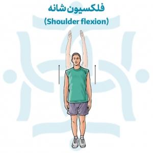 فلکسیون شانه درمان جداشدگی مفصل ترقوه ای جناغی