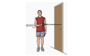 تمرینات ورزشتی اندام فوقانی
