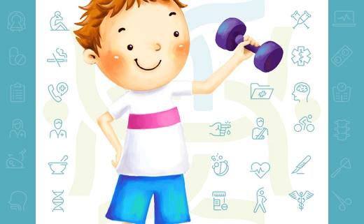 تناسب اندام برای کودکان