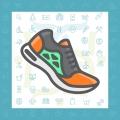 راهنمای انتخاب کفش ورزشی مناسب