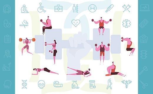 شروع برنامه ورزشی قدرتی