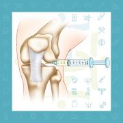 تزریقات داخل مفصلی جهت درمان مشکلات مفصل