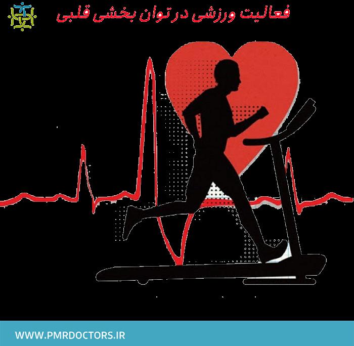 ورزش در توان بخشی قلبی و بازتوانی قلبی