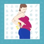 کمر درد در بارداری - متخصصین طب فیزیکی و توانبخشی